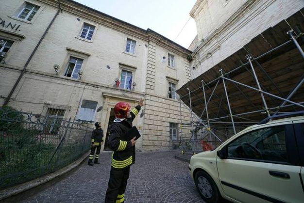 Istituto tecnico Montani (foto Zeppilli)