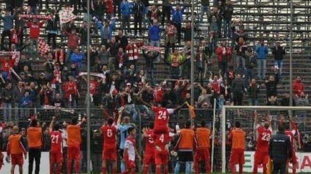 La cinquina subita ad Arzignano ha fatto sollevare le proteste dei tifosi biancorossi