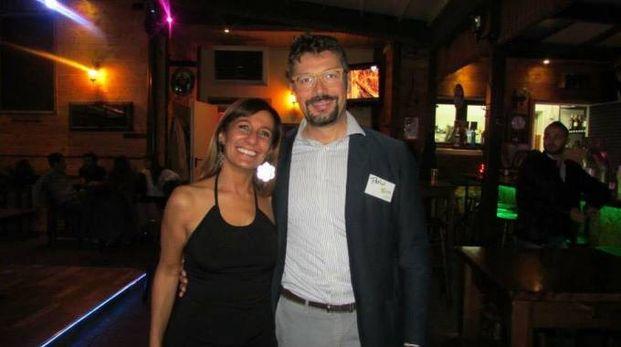 Sonia Diligenti e Paolo  Meregalli