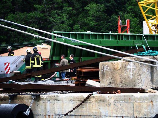 La Spezia, operaio croato muore in un incidente sul lavoro in un cantiere navale (Frascatore)