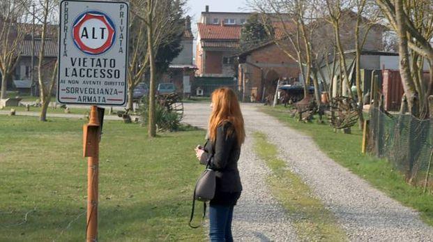 L'accesso della casa di Antonio Bonfiglio (Torres)