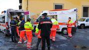Livorno, i soccorsi al tossicodipendente nell'area della Fortezza interdetta al pubblico (Lanari)