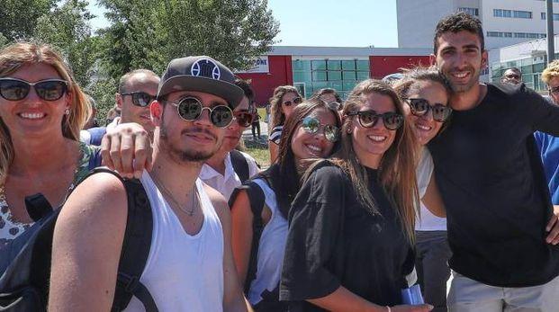 ASPIRANTI TALENTI L'edizione dello scorso anno di X Factor che portò all'AdriaticArena diverse centinaia di aspiranti partecipanti ma anche tanti pesaresi nel ruolo di pubblico. Sembra ormai probabile se non scontato un ritorno anche nel prossimo giugno