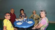 La festa sociale della Podistica Narnali (foto Regalami un sorriso onlus)