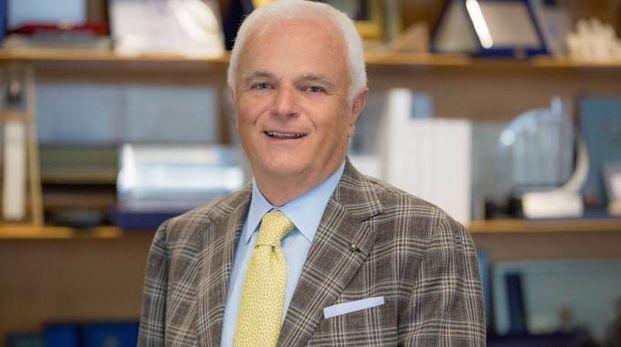 L'ingegner Franco Stefani, fondatore nel 1970 e presidente del Gruppo System di Fiorano