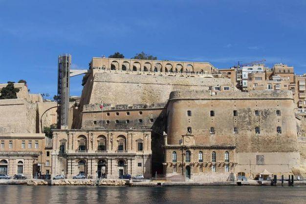 Grand Harbour - La Valletta