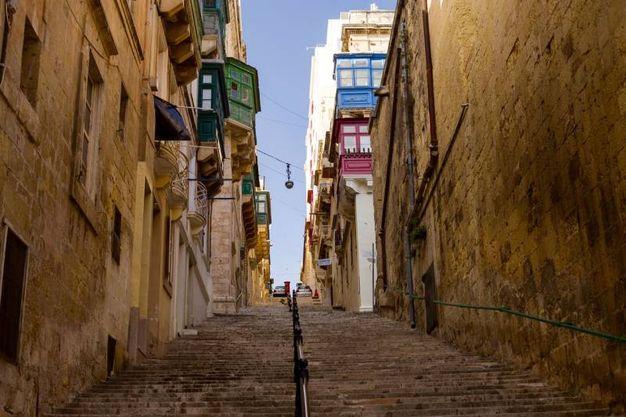 Malta - strada