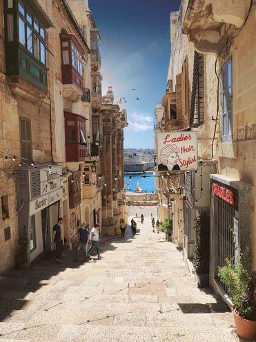 Malta - scorcio