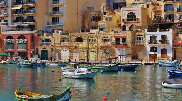 Malta - barche