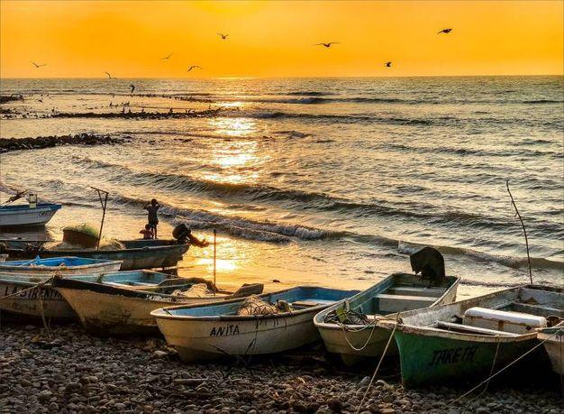 Cancun - tramonto
