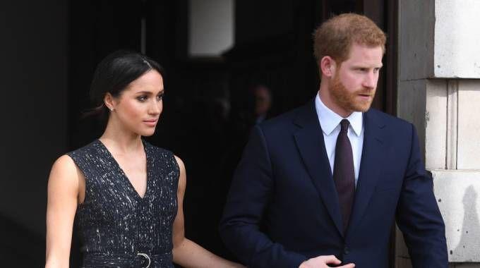 Harry e Meghan si sposeranno il 19 maggio - Foto: Victoria Jones/PA Wire/Lapresse