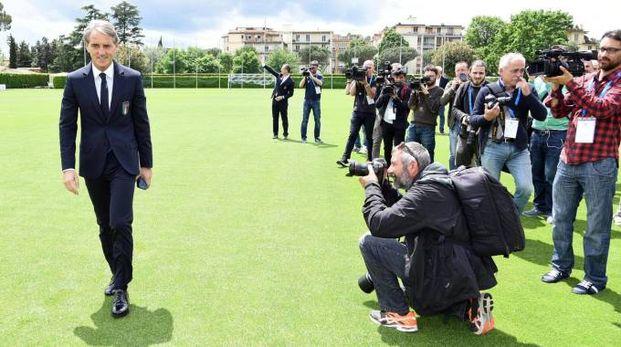Roberto Mancini è il nuovo ct della Nazionale (Ansa)