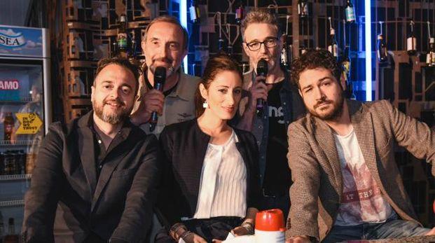 La giuria del concorso (foto Fiocchi)