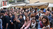 Del Piero a Forte dei Marmi (Foto Umicini)