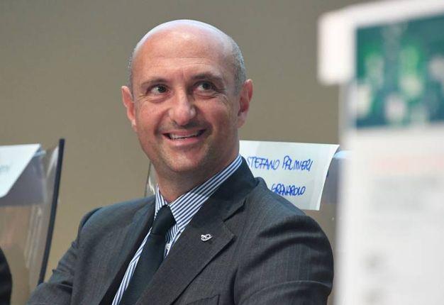 Stefano Palmieri, Cfo di Granarolo (Foto Schicchi)