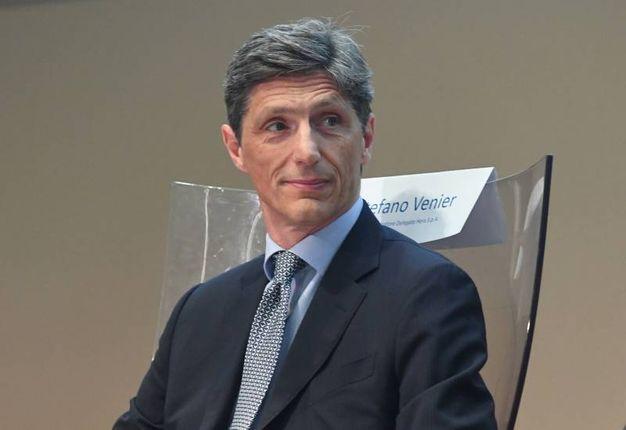 Stefano Venier, amministratore delegato del Gruppo Hera (Foto Schicchi)