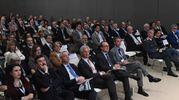 Il pubblico riunito nell'auditorium di Fico-Eataly World (Foto Schicchi)