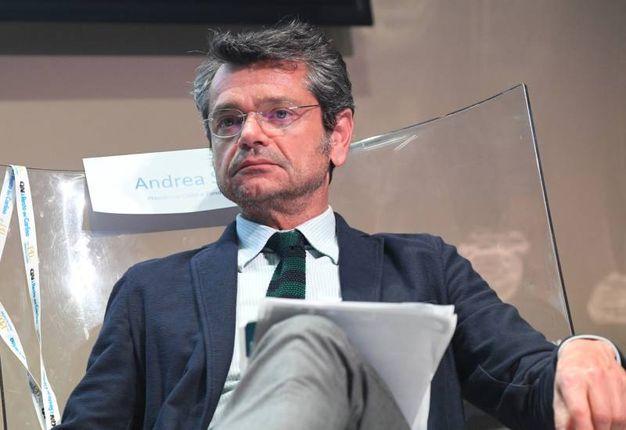 Andrea Segrè, presidente di Caab e della Fondazione Fico (Foto Schicchi)