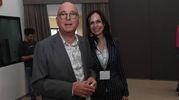 Giorgio Zagnoni e Rita Marchesini (Foto Schicchi)