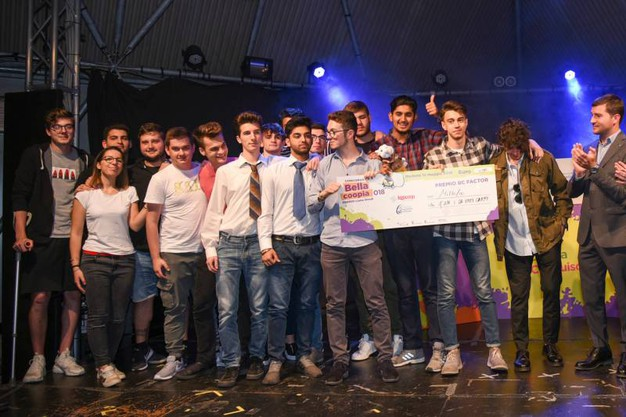La premiaizone (foto Fiocchi)