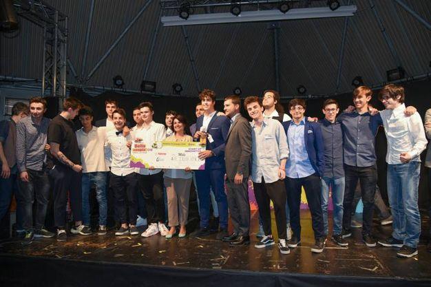 L'evento finale di Bella coopia, il concorso per le scuole di Modena e Ferrara promosso da Legacoop Estense (foto Fiocchi)
