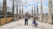Il tetto del Duomo