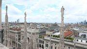 Le guglie del Duomo