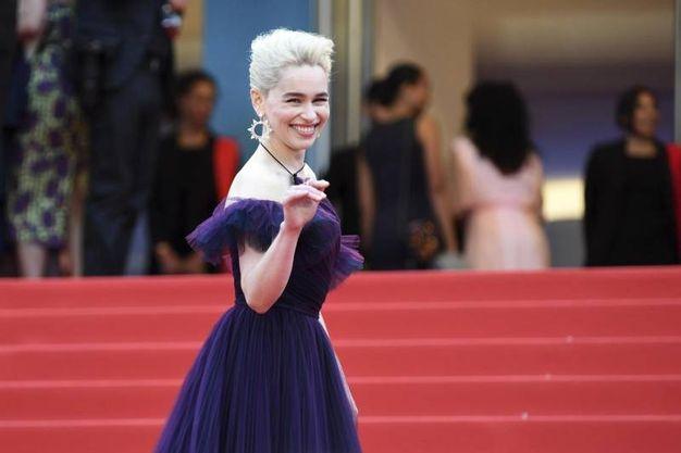 Emilia Clarke (Ansa)