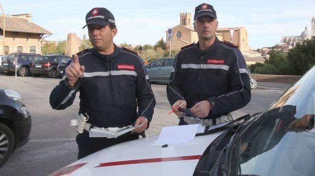 Controlli della Polizia municipale