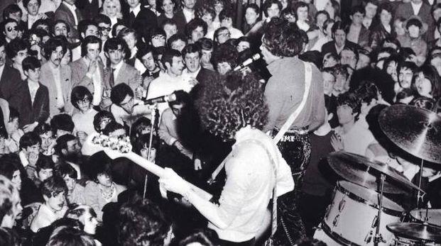 Jiki Hendrix al Piper di Milano