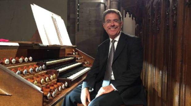 L'organista Juan Paradell Solè