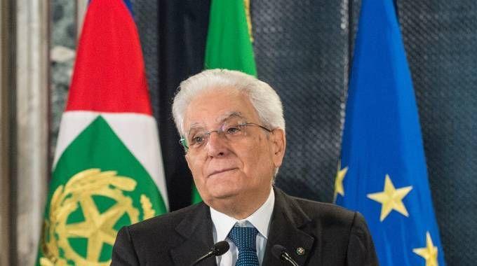 Il capo dello Stato Sergio Mattarella (Imagoeconomica)