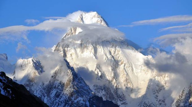 La spettacolare cima pakistana