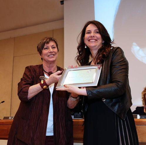 Anche Marica Barchesi fra i premiati (Fotoprint)