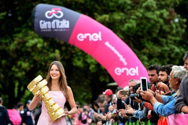 Il trofeo ad Assisi
