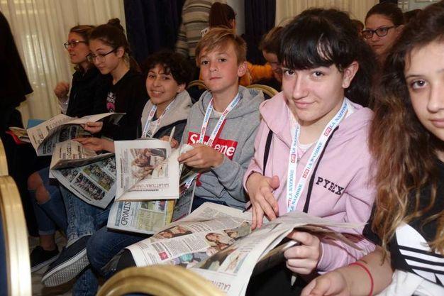 Campionato di giornalismo, che successo! Ora la grande festa
