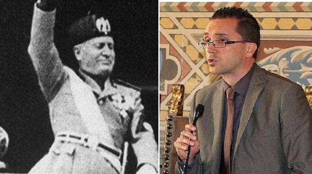 Il sindaco di Volterra è deciso a togliere la cittadinanza onoraria a Mussolini