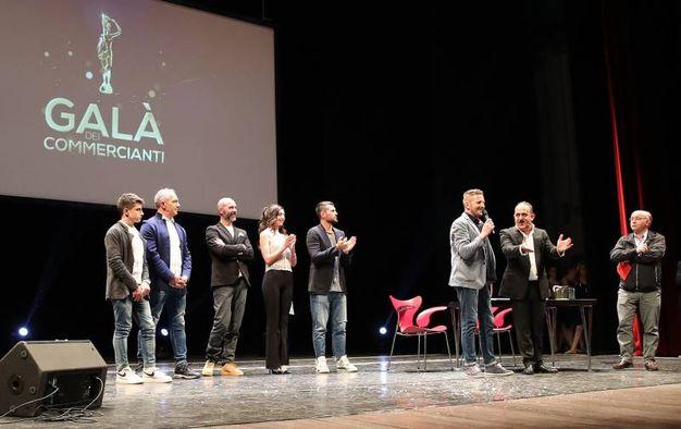 Gran Galà dei commercianti al teatro della Fortuna (Fotoprint)