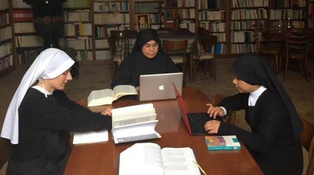 Suor Myriam ha superato l'esame per l'iscrizione all'Ordine, nell'elenco dei pubblicisti