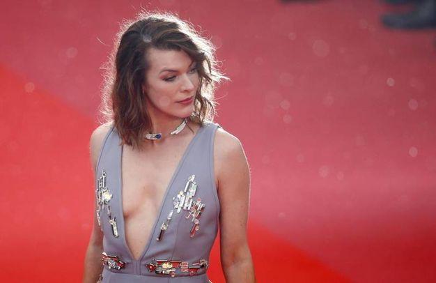 Milla Jovovich (Ansa)
