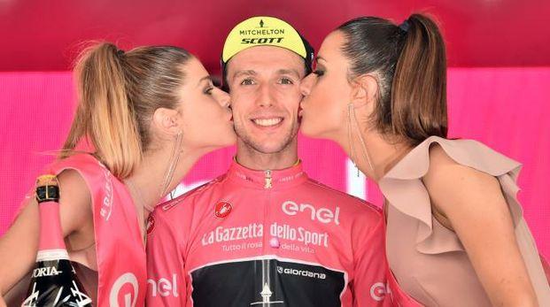 Giro d'Italia 2018, Simon Yates (Lapresse)