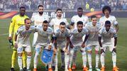 Olympique Marseille, la squadra (AnsaAp)