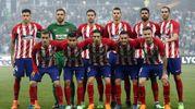 Team dell'Atletico Madrid (AnsaAp)