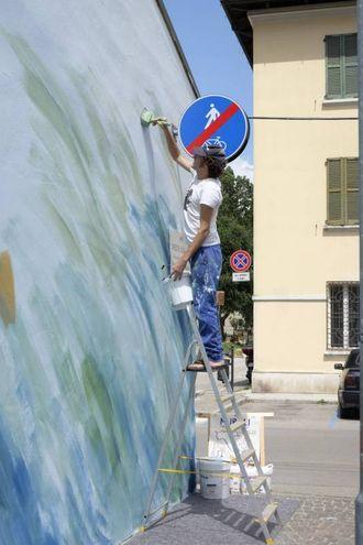Gola si occupa di via Oreste Casaglia (Foto Fantini)