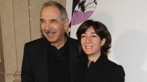 Carlo Capasa e l'assessore Cristina Tajani (Newpress)