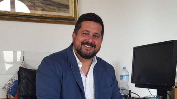 L'assessore al Turismo Luca Agresti