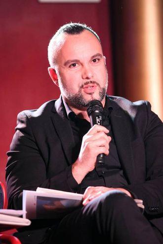 Il direttore di Apt servizi Emanuele Burioni (foto Bove)