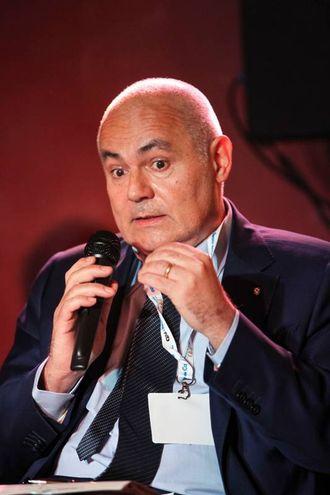 Alessandro Giorgetti, presidente regionale di Federalberghi (foto Bove)
