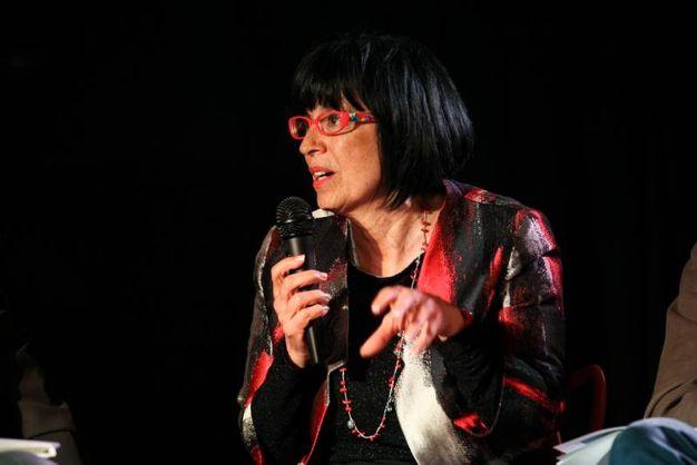 Laila Tentoni, vice presidente di Casa Artusi (foto Bove)