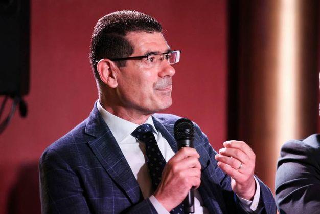 Maurizio Renzo Ermeti, direttore di Ambienthotels, e alla guida del forum del piano strategico di Rimini (foto Bove)